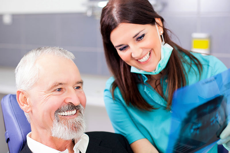 Dental Implants - Happy Tooth Dental, Woodland Hills Dentist
